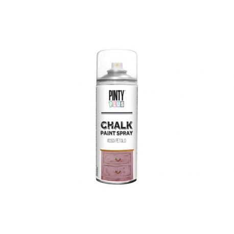 Pintura spray pintyplus chalk rosa petalo 520 cc