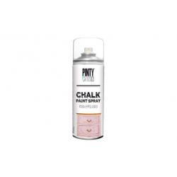 Pintura spray pintyplus chalk rosa empolvado 520 cc