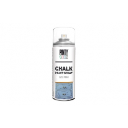Pintura spray pintyplus chalk azul indigo 520 cc