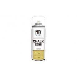 Pintura spray pintyplus chalk amarillo mostaza 520 cc