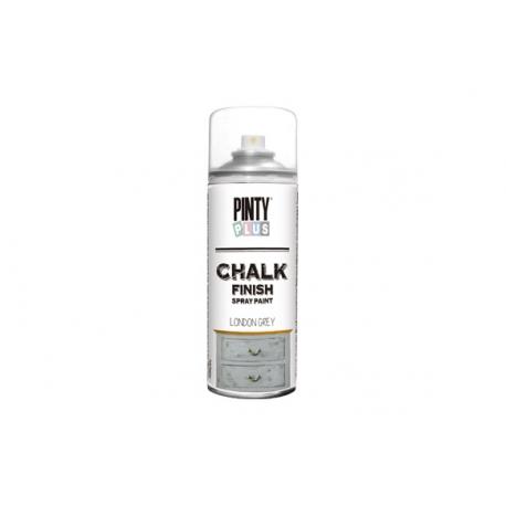 Pintura spray pintyplus chalk london grey 520 cc