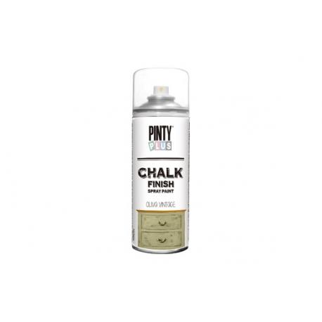 Pintura spray pintyplus chalk oliva vintage 520 cc