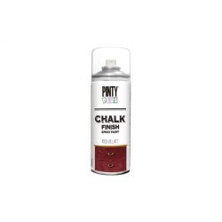Pintura spray pintyplus chalk red velvet 520 cc