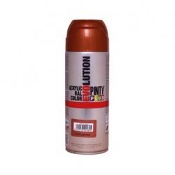 Pintura spray acrilica pintyplus cobre 520 cc