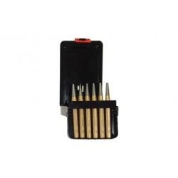 Juego botadores cilindricos ironside 120 mm