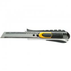 Cutter ironside auto retractil extra largo 9 mm