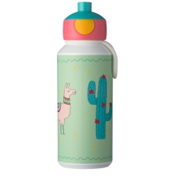 Botella pop-up rosti mepal 400 ml llama