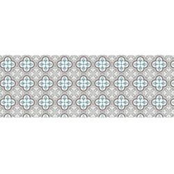 Alfombra vinilica 60x200 cm hidra topo