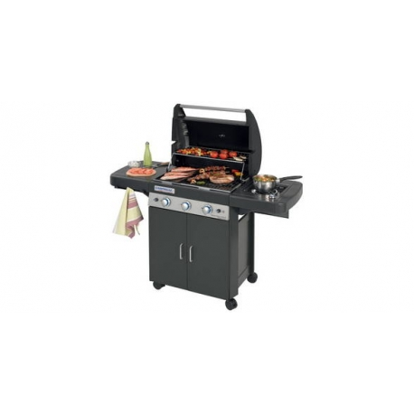 Barbacoa de gas campingaz 3 series classic ls plus dark