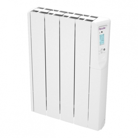 Emisor termico facula con fluido digital z advanced 750w