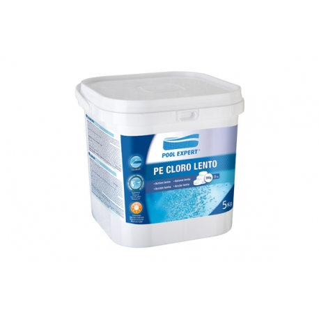 Cloro piscina gre pool expert 5 kg tableta 200 gr