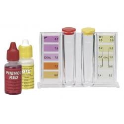 Analizador cloro y ph piscina gre kit manual