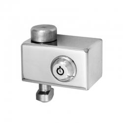 Cierre lyf pd-tg para puertas metalicas enrollables llave puntos