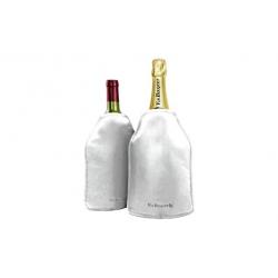 Enfriador autoajustable vin bouquet plata