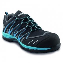 Zapato seguridad workfit trail s1p - src azul talla 39