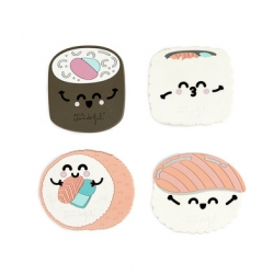 Posavasos mr wonderful sushi