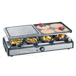Raclette grill piedra severin 1400w