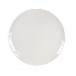 Plato llano porcelana new bone china coupe