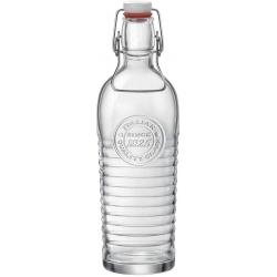 Botella vidrio officina bormioli 1,2 l