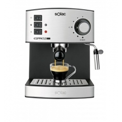 Cafetera express solac ce4480 inox