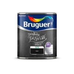Esmalte acrylic pizarras bruguer negro 750 ml