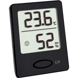 Termometro higrometro digital confort