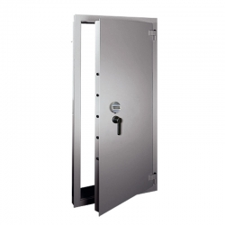 Puerta acorazada olle electronica mp2e derecha