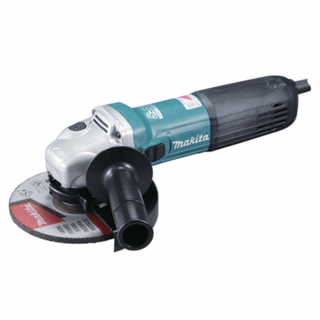 Amoladora makita ga6040c - 1400 w 150 mm
