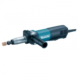 Amoladora recta makita gd0801c 750w 25mm con interruptor de palanca
