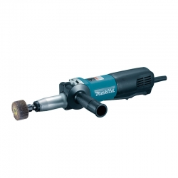 Amoladora recta makita gd0811c 750w 25mm con interruptor de palanca