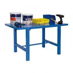 Banco de trabajo simon bt-6 metalico azul