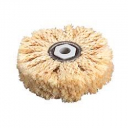 Cepillo circular sisal - 85mm