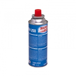 Cartucho gas super ego btn 250 ml