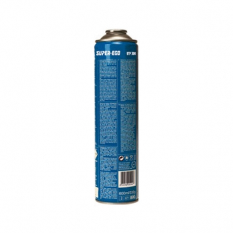 Cartucho gas super ego 600 ml