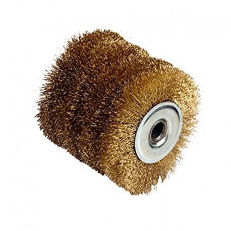 Cepillo laton 120 x 100 mm para lijadora renovadora