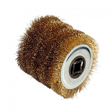 Cepillo metal 120 x 100 mm para lijadora renovadora