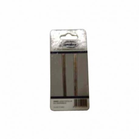 Cuchilla cepillo virutex md reversible 2040001 - 2 unidades