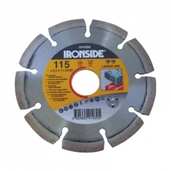 Disco de diamante ironside laser 500 230 mm