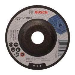 Disco de desbaste acodado bosch 115 x 6 mm