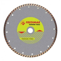 Disco de diamante fredimar general obra cut turbo 230mm