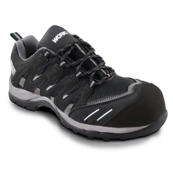Zapato seguridad workfit trail negro talla 40