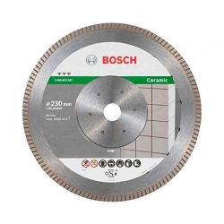 Disco de diamante bosch 230 mm best ceramic xclean