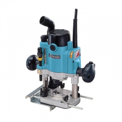 Fresadora de superficie makita rp1110c 8mm