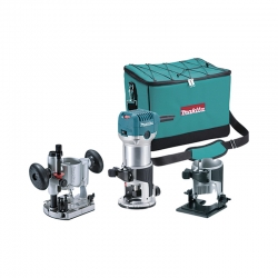 Fresadora multifuncion makita rt0700cx2