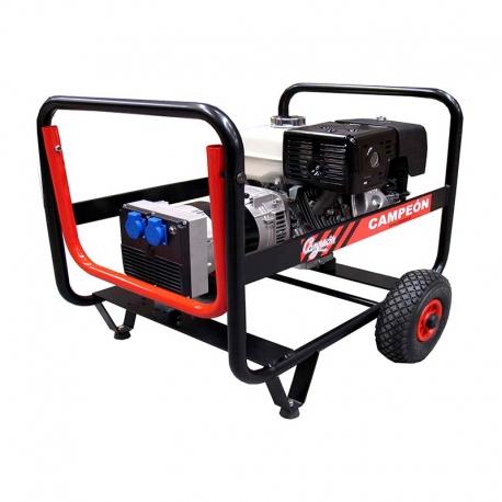 Generador honda campeon gh5000me 4t 9cv 270cc