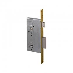 Cerradura seguridad cisa 57211 50 mm latonada