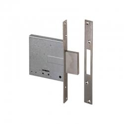 Cerradura seguridad cisa 57010 60 mm niquelada