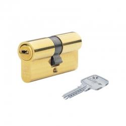 Cilindro abus d6 40-40mm laton