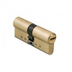 Cilindro de seguridad amig 10000 70mm latonado