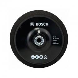 Plato de goma bosch m14 150mm para gpo 14 ce